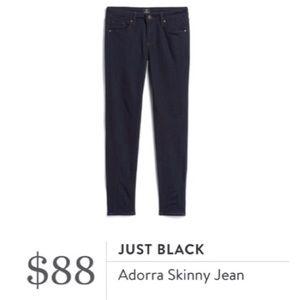 Just Black Adorra Skinny Jeans